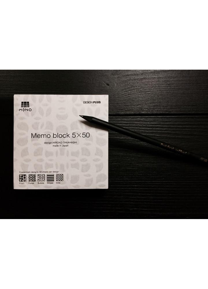 3120 Mino 半透明和紙印花便利紙本