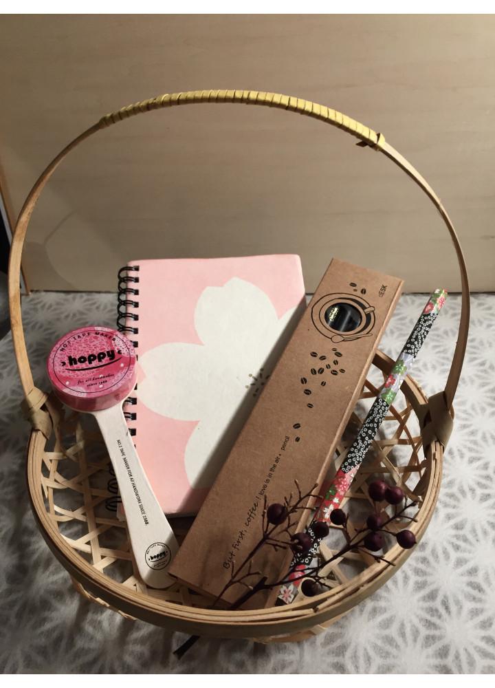 和式文房具小禮包 • 櫻花 2