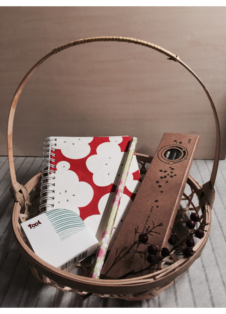 和式文房具小禮包 • 櫻花 3