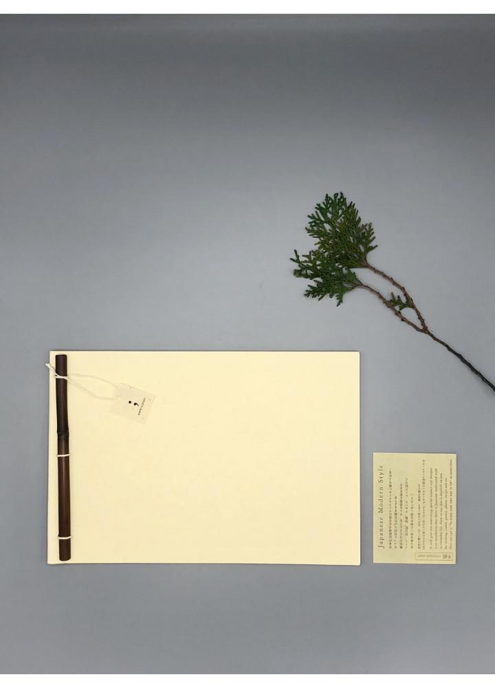 Kakura • 竹綁和紙記事本 • 橫