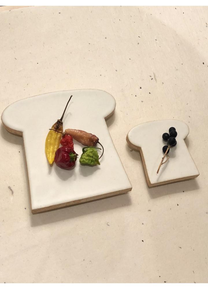 酒器今宵堂 • 方包皿 (小、大)