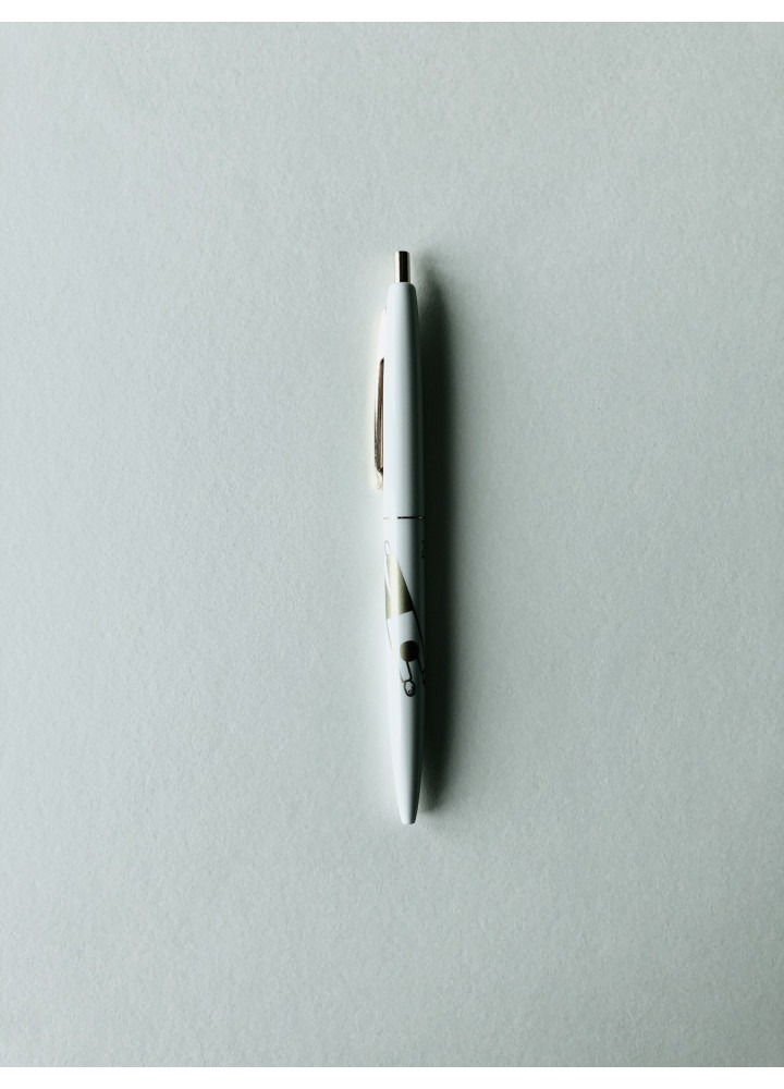 Noritake • Grown • Black ball pen <White>