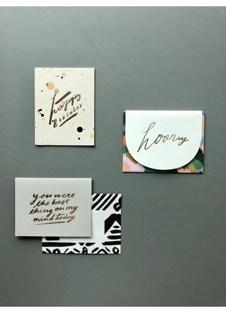Moglea • 凸版印刷賀卡