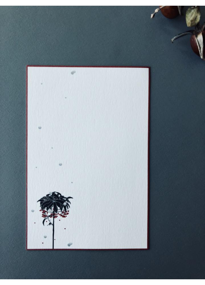 裏具 • Postcard • 雪咲萬兩