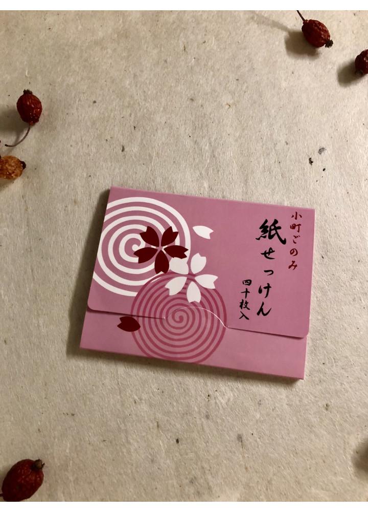 表現社 • 紙石鹸 (櫻花香)