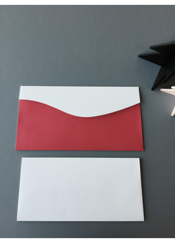Mt. Fuji envelope • あかふじ