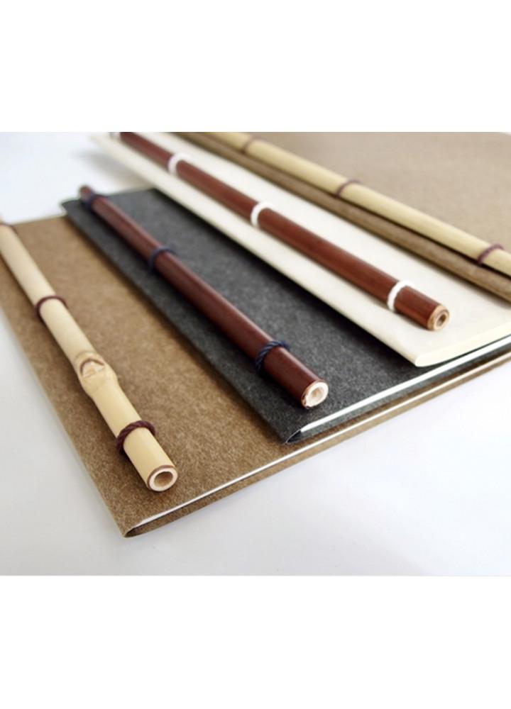 Kakura • 竹綁和紙記事本 • 直