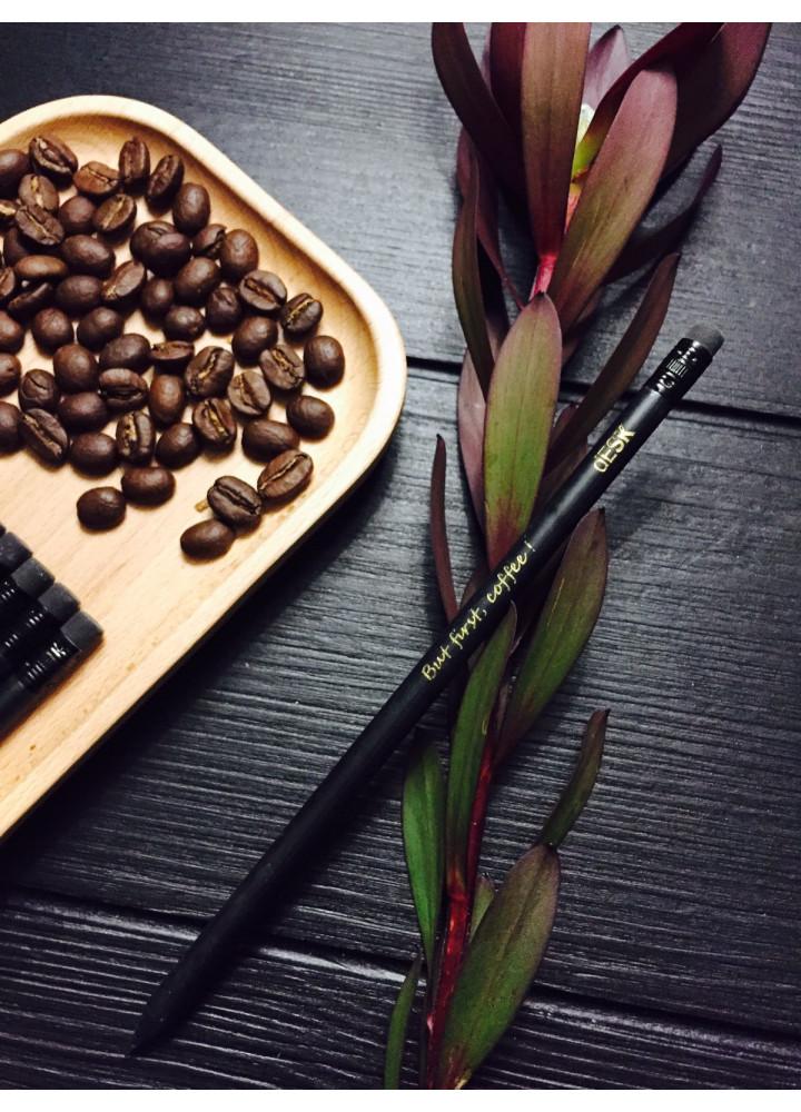 咖啡香味鉛筆