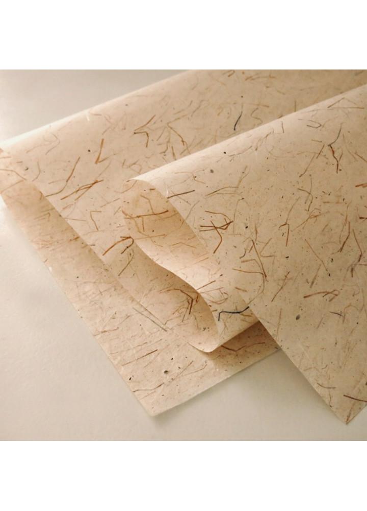 Wacca paper • 繊維糸入和紙